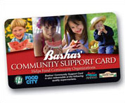 Bashes Community Support